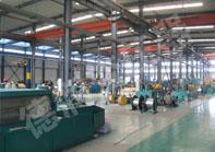 自贡s11油浸式变压器生产线